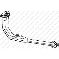 BOSAL 834-941 (1346855 / 1357699 / 834941) глушитель (труба приемная)