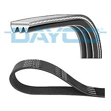 DAYCO 3PK736 (31110PE0004 / PQS101450 / 31110PE0003) ремень поликлиновой\ Honda (Хонда) Civic (Цивик) 1.2 / 1.3 / 1.5 83-87