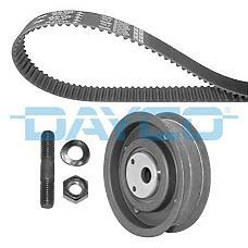 DAYCO KTB402 (037198119 / 6K0198004 / 37198119) ремень грм зубчатый с роликами, комплект
