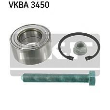 SKF VKBA3450 (7M0598625A / 1104362 / 7M3598625) к-кт подшипника ступ. зад.\ VW sharan,Ford (Форд) galaxy,Seat (Сеат) alhambra 95>