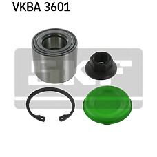 SKF VKBA3601 (1604007 / 9196286 / R5337) подшипник ступицы, комплект