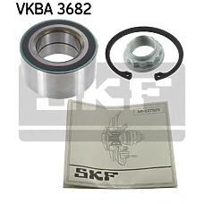 SKF VKBA3682 (33416762317) подшипник ступицы, комплект