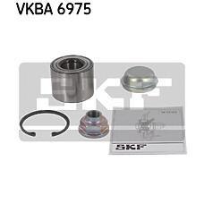 SKF VKBA6975 (4686063J00 / 4686063J01) подшипник ступицы, комплект