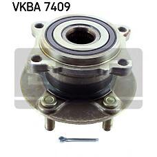 SKF VKBA7409 (3785A019 / 373036 / 3785A015) ступица колеса с интегрированным подшипником