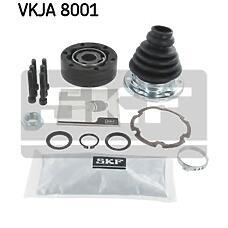 SKF VKJA8001 (191498103 / 893498103 / 321498103B) шрус внутренний к-кт\ VW Passat (Пассат) / Golf (Гольф) / jetta / polo, Audi (Ауди) 80 &4wd 1.6-2.8i / 1.9tdi 83>