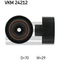 SKF VKM24212 (1038384 / 978M6M250AA) ролик натяжителя Ford (Форд) Focus (Фокус) / Mondeo (Мондео) 1.6 / 1.8 / 2.0 16v