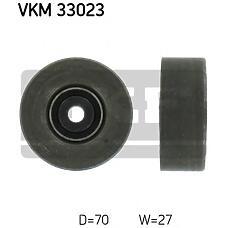 SKF VKM33023 (575151 / 96216260) ролик натяжителя ремня Peugeot (Пежо) 206 1.1,1.4,1.6 98-