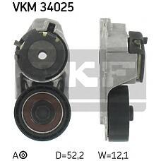 SKF VKM34025 (1132644 / 1131255 / 1120687) натяжитель ремня Ford (Форд) Mondeo (Мондео) IIi, Transit (Транзит) diesel