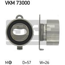 SKF vkm73000 (14510PM7004 / 14510PM7003 / FDU2691) ролик натяжителя ремня