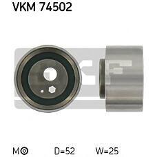 SKF VKM74502 (244502Y000 / 0K24712700) ролик натяжной ремня грм\ Kia (Киа) Clarus (Кларус) / Sephia (Сефия) 1.8 16v 95>