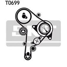 SKF VKMA01131 (038198119D) комплект грм VW / Skoda (Шкода) Octavia (Октавия) / Golf (Гольф) / Bora (Бора) 1.9tdi