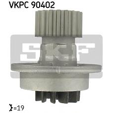 SKF VKPC90402 (96352650 / 96182871 / 96872702) насос водяной