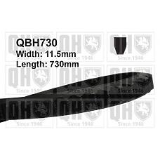 Quinton Hazell QBH730