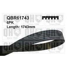 Quinton Hazell QBR61743