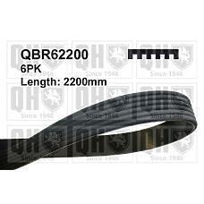 Quinton Hazell QBR62200