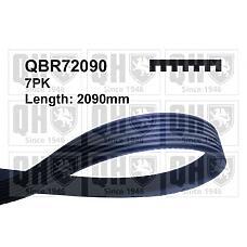 Quinton Hazell QBR72090