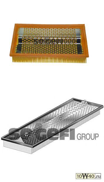 фильтр воздушный\ mb w201 / w124 2.0d 83-95