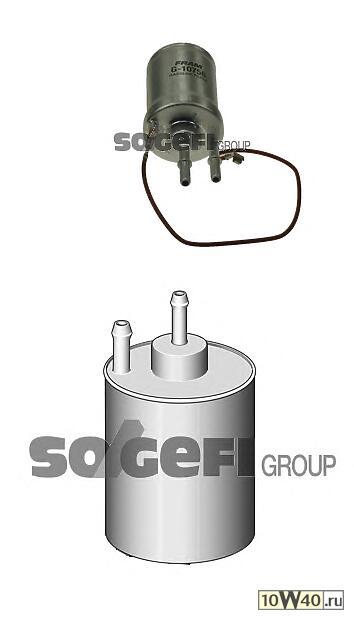 Фильтр топливный VW Golf 1.2-1.6 08], SKODA Octavia 1.6 04]