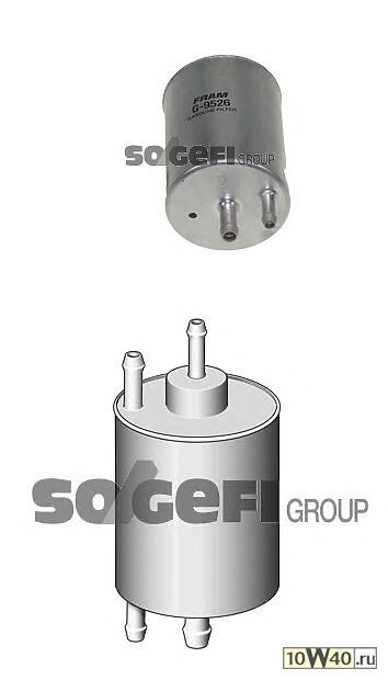 фильтр топливный\ mb w202 / w203 / w210 / w220 / w463 1.8-6.0 96>