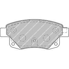 FERODO FSL1930 (1433958 / 1371454 / 1554524) колодки тормозные дисковые