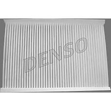 DENSO DCF089P (7082301 / CU2629 / LA422) фильтр салона 257х164х21\ Fiat (Фиат) strada / palio 1.2 / 1.7td / 1.9d / 1.9jtd 99>