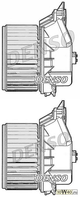 вентилятор, конденсатор кондиционера opel corsa d (06-)