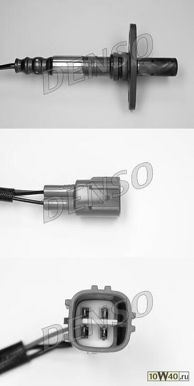 датчик кислородный 4 контакта toyota carina e 92-97