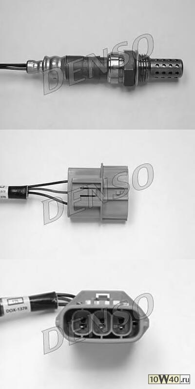 датчик кислородный 3 контакта nissan primera / almera II / tino 99-