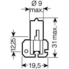 OSRAM 64175 (1132 / 13311 / H3H2) лампа h2 24v 70w x511 all