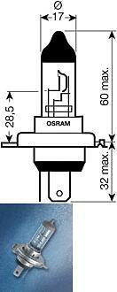 лампа hs1 12v 35 / 35w px43t 35 / 35w 12v px43t