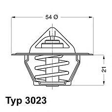 WAHLER 3023.87D