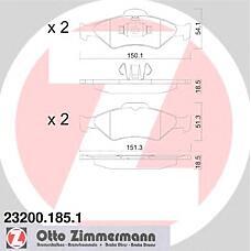 ZIMMERMANN 23200.185.1