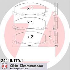 ZIMMERMANN 244181701