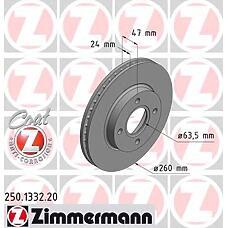 ZIMMERMANN 250133200