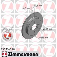 ZIMMERMANN 250134000