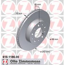 ZIMMERMANN 610118600