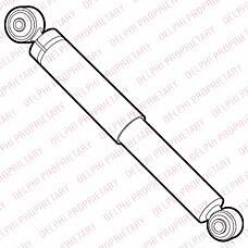 DELPHI D2253563 (92VB18080EE / 95VX18080EA / 95VB18080EB) Амортизатор задний