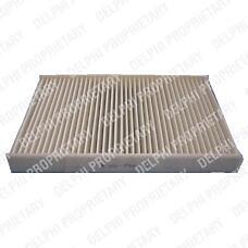 DELPHI TSP0325028C (1808610 / 90520689 / 1718046) фильтр салона, угольный