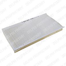 DELPHI TSP0325048 (1062253 / XS4H16N619AB / JE4812740) фильтр салона
