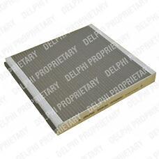 DELPHI TSP0325051C (1718042 / 9118699) фильтр салона, угольный