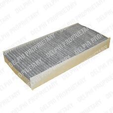 DELPHI TSP0325183C (6447RG / 6447TC / 6441EJ) фильтр салона, угольный