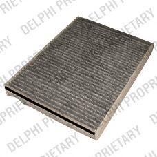 DELPHI TSP0325226C (647946 / 30767024 / LR000901) фильтр салона, угольный