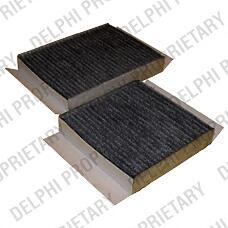 DELPHI TSP0325229C (6447VX / 1609428180) фильтр салона