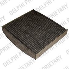 DELPHI TSP0325232C (8713930040 / 8713952020 / 87139YZZ03) фильтр салона, угольный