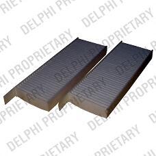 DELPHI tsp0325246 (6447XG / 6447XF / 647992) фильтр каб.компл бумажн Citroen (Ситроен) c4 picasso