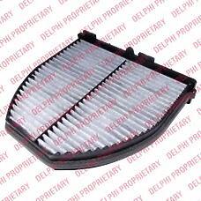 DELPHI TSP0325258C (2048300018 / 2048300518 / 2128300018) фильтр салона, угольный