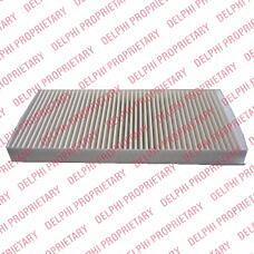 DELPHI TSP0325296C (6808601 / 1808617 / 46844822) фильтр салона, угольный