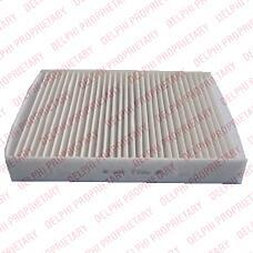 DELPHI TSP0325297C (93172129 / 1353269 / 1204464) фильтр салона, угольный
