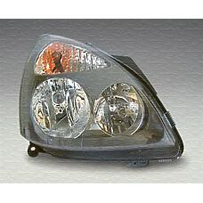 MAGNETI MARELLI 712100221110 (7701054058 / 712100221110_MM / LPL522MM) фара левая электр.серая 4 door / 5 door\ Renault (Рено) Clio (Клио) 01-04