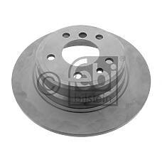 FEBI BILSTEIN 01723 (34211157781 / 34211165259 / 34211165258) диск тормозной задн.н BMW (БМВ) e32